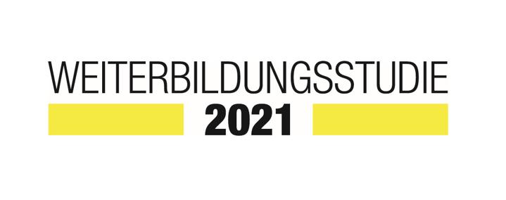 Weiterbildungsstudie 2021: Einladung zur Teilnahme